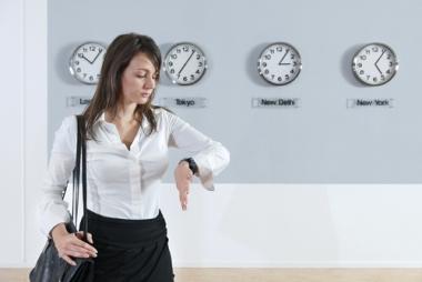 O cálculo dos fusos horários é muito importante para se ter uma noção exata das diferenças de horário