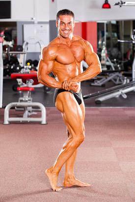 A vigorexia pode desenvolver obsessão por um corpo musculoso