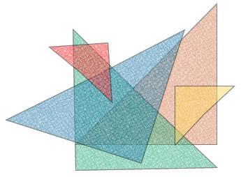 Conceitos, classificações, ângulos dos triângulos.