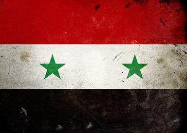 Atualmente, a Síria vive em estado de guerra civil