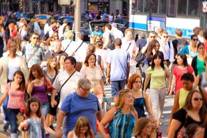 Os estudos da população representam um dos mais importantes ramos da Geografia. ¹