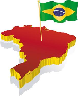A ocupação do território brasileiro pelos colonizadores europeus teve início nas áreas litorâneas.