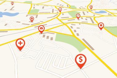 Os símbolos constituem importantes formas de comunicação cartográficas