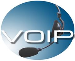 A transmissão de voz como mais um dos serviços suportados pela rede de dados.