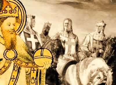 O papa Urbano II foi um dos grandes responsáveis pelo desenvolvimento das Cruzadas.
