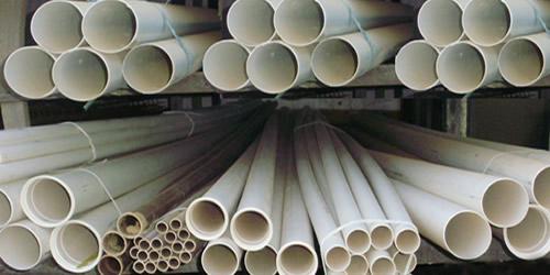 PVC é um exemplo clássico de polímero.