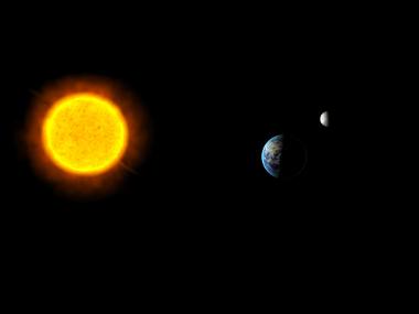 Os movimentos da Terra com os solstícios e equinócios podem ser trabalhados através de vídeos