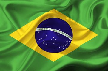 Imagem da Bandeira da República Federativa do Brasil