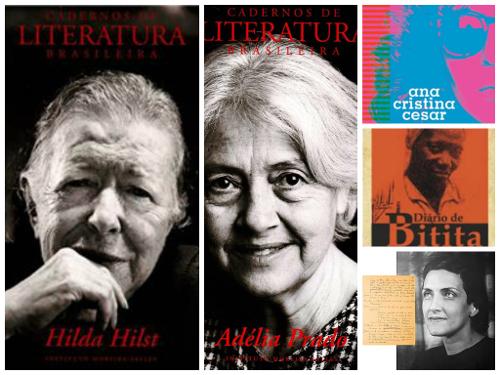 A Literatura Brasileira nem sempre fez justa referência às suas poetas, promovendo o apagamento da participação feminina na produção literária *