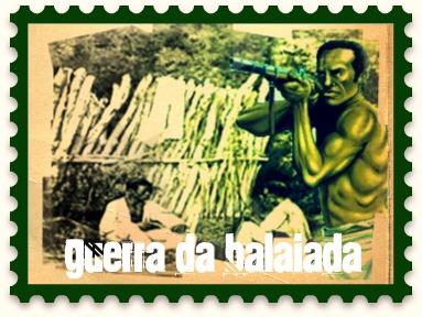 O levante maranhense contou com a luta dos escravos, artesãos e sertanejos miseráveis