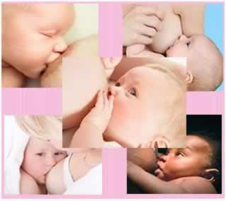 A amamentação é muito importante para a saúde do bebê
