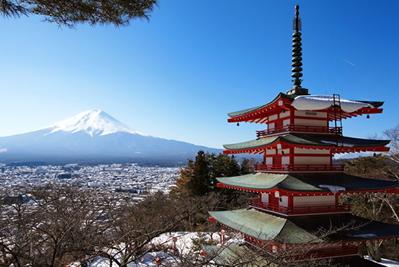 O Japão está localizado em uma zona que concentra os maiores vulcões em atividade do planeta