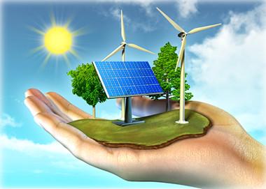 As fontes de energia renováveis utilizam-se de elementos sempre disponíveis na natureza
