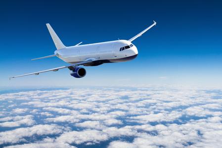 O transporte aéreo é rápido e dinâmico