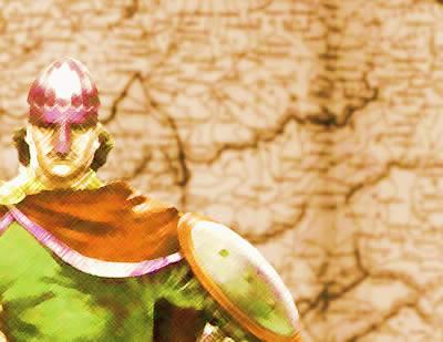 El Cid: um grande guerreiro entre os muçulmanos e os reinos cristãos da Península Ibérica.