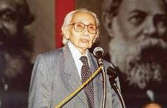 João Amazonas, líder do PC do B, organizou a guerrilha do Araguaia e faleceu em 2002