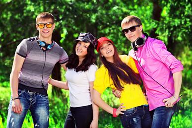 Os grupos de amizade são as principais agências socializadoras dos indivíduos