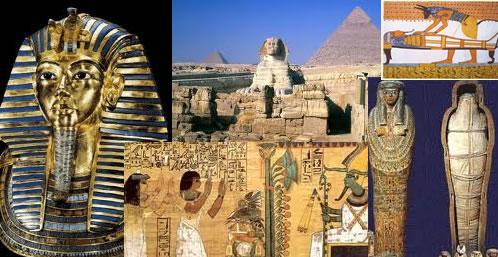 O Egito era a dádiva do Nilo.