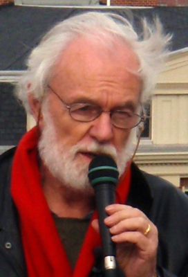 O geógrafo David Harvey