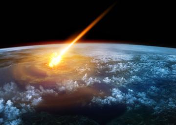 A teoria da Panspermia cósmica sugere que a vida tenha se originado fora da Terra