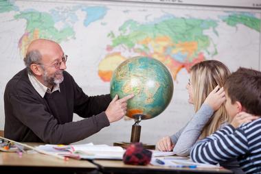 A renovação do ensino de Geografia reflete diretamente nas práticas em sala de aula