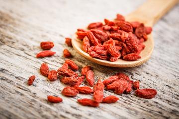A goji berry torna-se cada dia mais popular no Brasil em virtude de sua elevada quantidade de benefícios