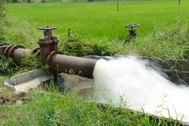 A água de reúso pode ser útil para a agricultura por muitos aspectos