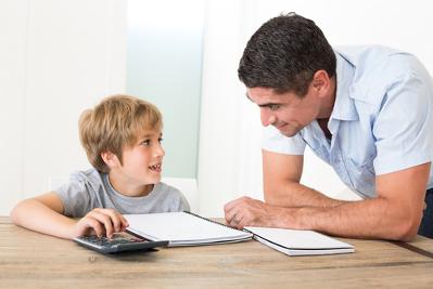 Confira dicas para ajudar seu filho a melhorar em Matemática!
