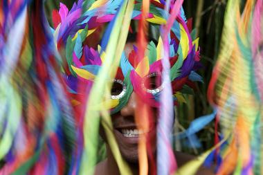 O carnaval é comemorada sempre 47 dias antes da Páscoa