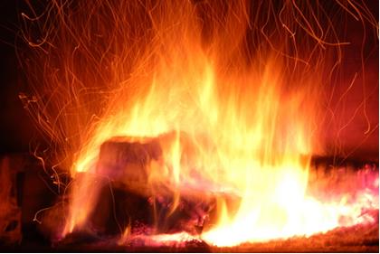 A entalpia de combustão é sempre negativa porque as reações de combustão liberam calor