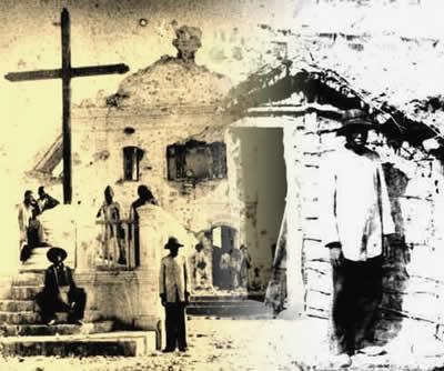 A fé e a miséria que circundaram esse lastimável confronto da Primeira República.