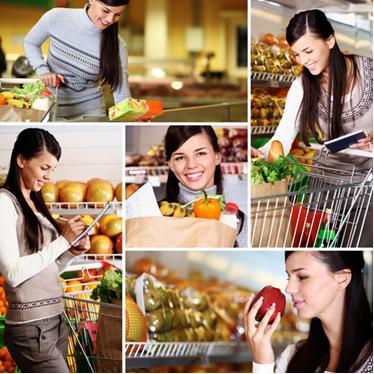 É necessário seguir determinadas dicas para escolher bem os alimentos quando vamos fazer compras