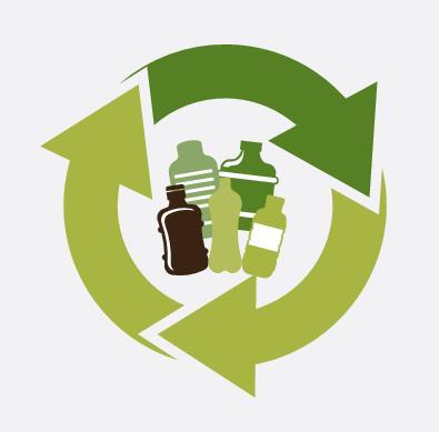 A política dos 3Rs consiste em reduzir, reutilizar e reciclar