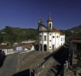Hoje conhecida como Ouro Preto, a cidade foi cenário da Revolta de Vila Rica
