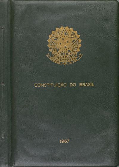 A Constituição Federal de 1967 foi elaborada e aprovada durante o governo do general Castelo Branco