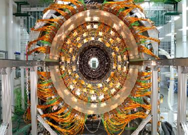 O LHC em busca do Bóson de Higg