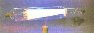 A ampola criada por Sir William Crookes foi o principal instrumento utilizado no  experimento de Thomson