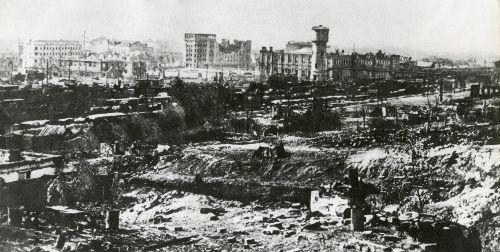 A Batalha de Stalingrado foi uma das mais importantes da Segunda Guerra