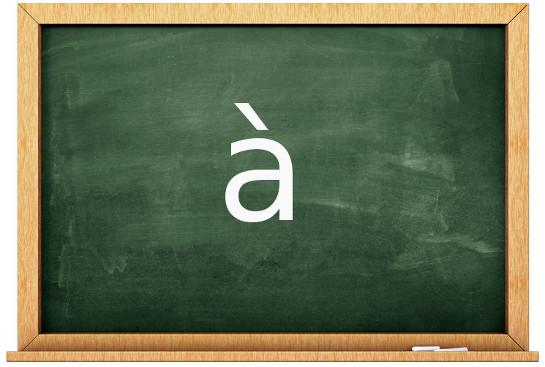 A crase e alguns pronomes demonstrativos.