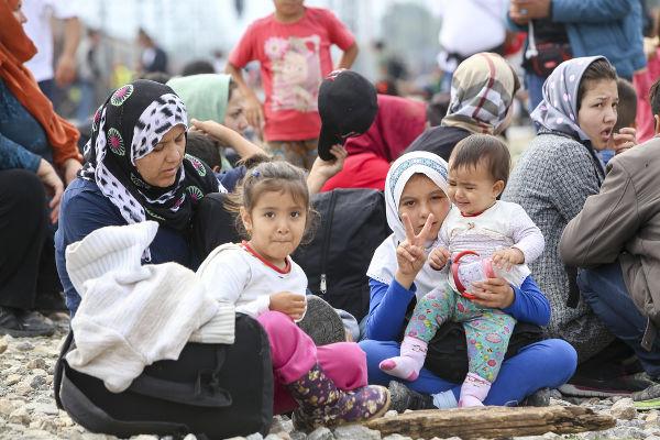 A crise de refugiados causada pela Guerra da Síria fez com que os sírios fossem alvo de xenofobia na Europa.*