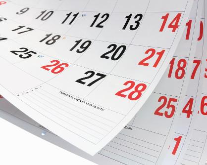 A forma como os feriados são comemorados variam conforme o país