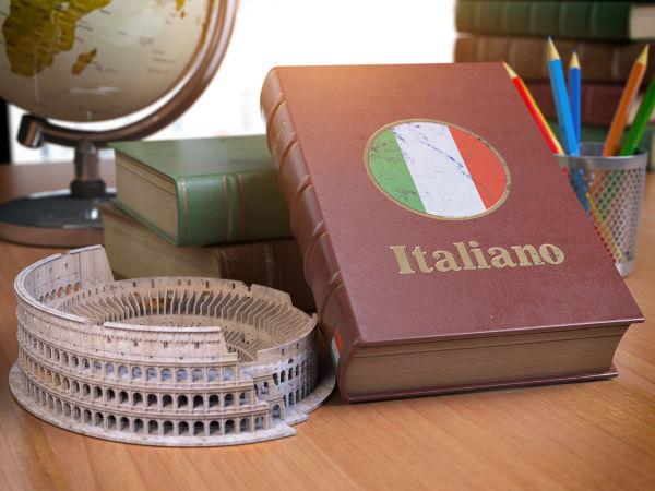 A forma moderna do italiano surgiu do dialeto falado na Toscana e foi oficializada como idioma da Itália durante o século XIX.