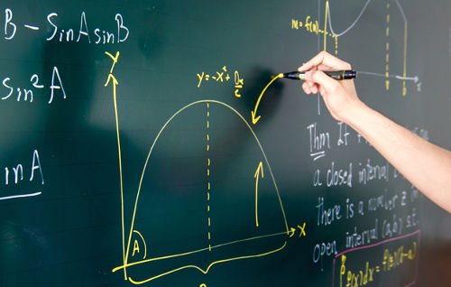 A função do segundo grau pode apresentar um ponto de máximo em sua parábola