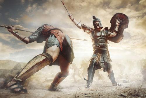 A guerra foi um elemento definidor da formação das primeiras civilizações
