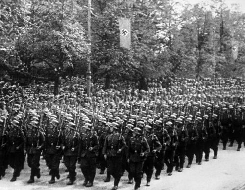 A infantaria alemã foi essencial para o sucesso da blitzkrieg nos primeiros anos da Segunda Guerra