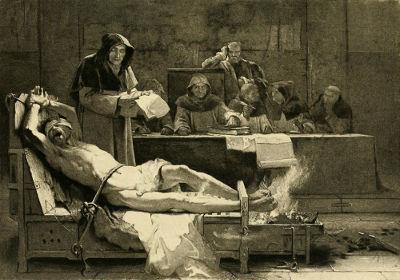 A Inquisição foi instituída no século XIII