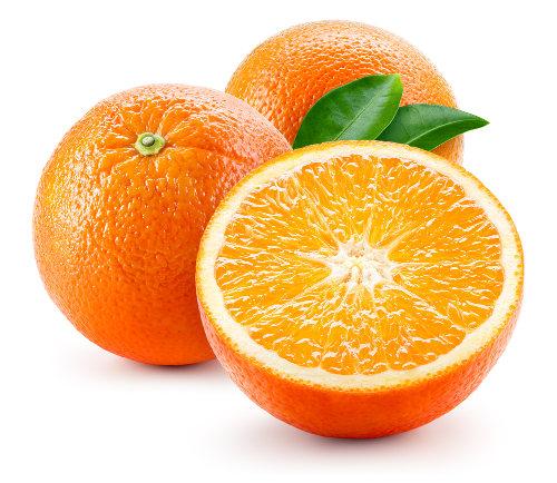 A laranja é um fruto e também uma fruta