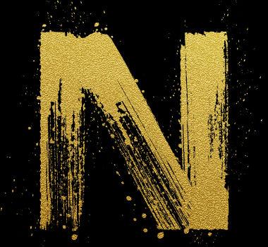 A letra n representa a unidade de medida conhecida como número de mol