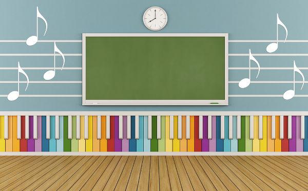 A música pode ser uma ótima ferramenta para o professor utilizar em sala de aula.
