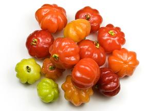 A palavra pitanga significa vermelho, em tupi-guarani